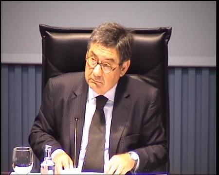 Jose Luis Salido Banús, profesor titular na Universidade de Barcelona, membro do Despacho Garrigues.